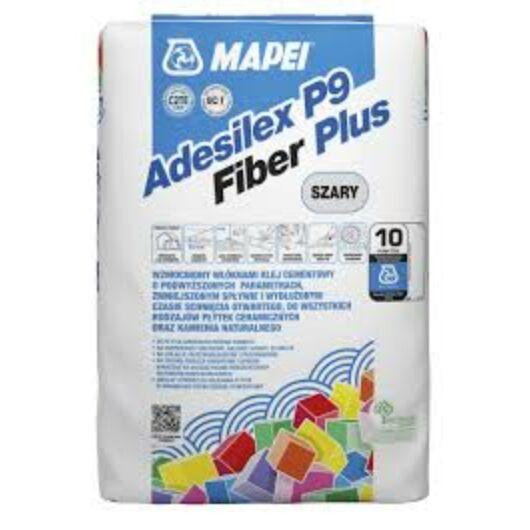 Mapei Adesilex P9 Fiber Plus szürke 25 kg