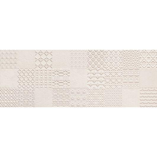 Tubadzin D-Element/Integrally Light Grey 32,8x89,8 cm csempe