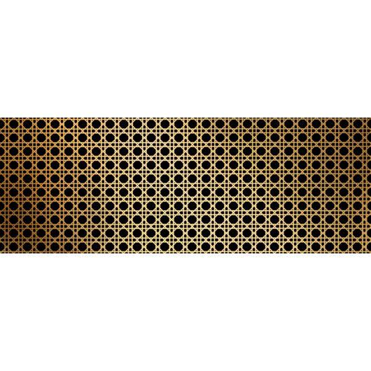 Tubadzin D-Gleam Gold 32,8x89,8 cm csempe