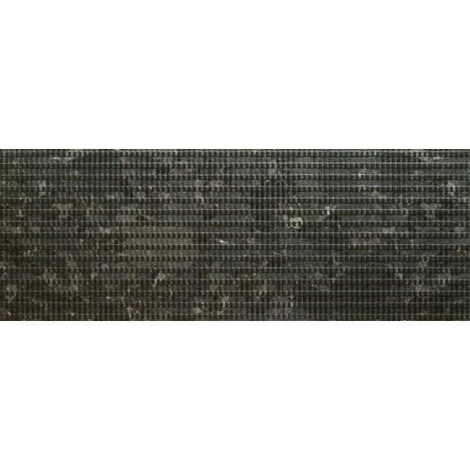 Tubadzin Scoria Black STR 32,8x89,8 cm csempe
