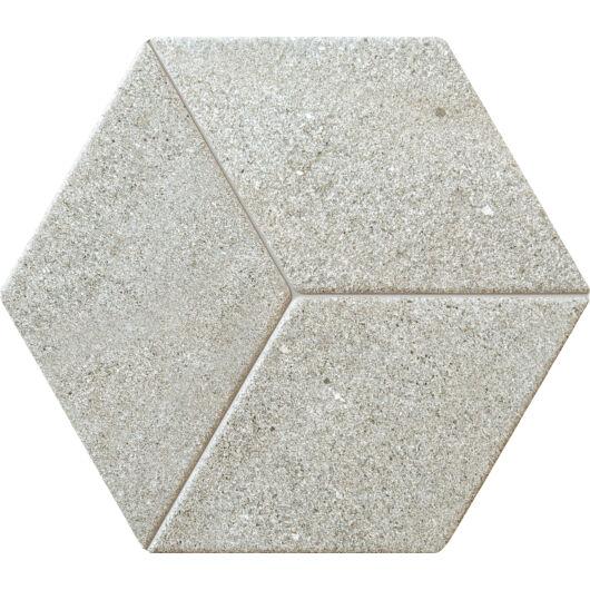 Tubadzin M-Vestige Grey STR 19,8x22,6 cm csempe
