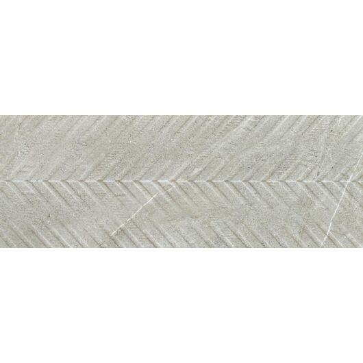 Tubadzin Vestige Grey STR 3  32,8x89,8 cm csempe