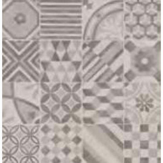 Marazzi Block Decoro Mix White/Silver