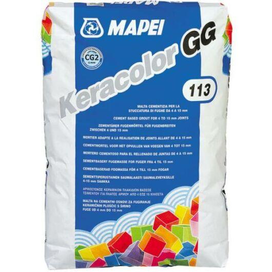 Mapei Keracolor GG  fugázóhabarcs 100 (fehér) 5 kg