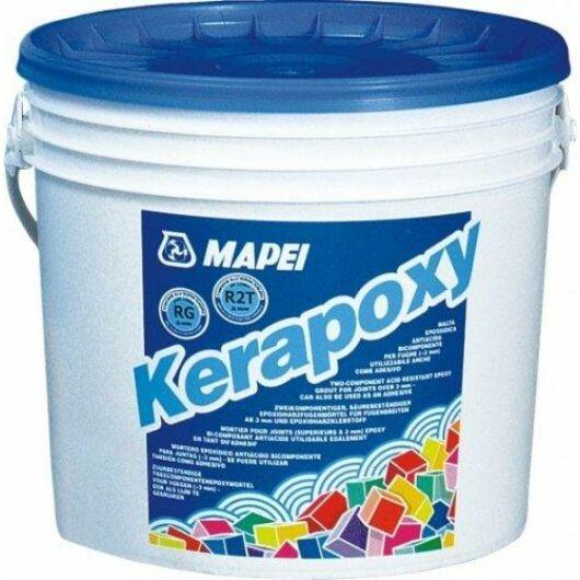 Mapei KERAPOXY epoxy fugázóhabarcs 100 (FEHÉR) 2 KG